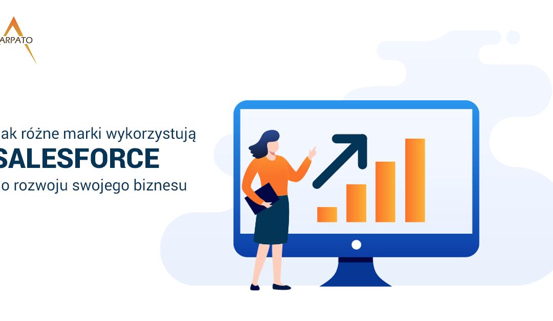 W jaki sposób różne branże korzystają z Salesforce?